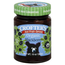 Blackberry Spread, 6 of 10 OZ, Crofters