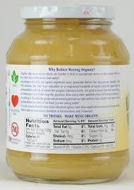 Apple Blend, 12 of 24 OZ, Solana Gold Organics