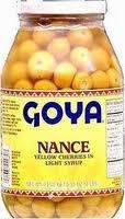 Nance Light Syrup, 12 of 32 OZ, Goya