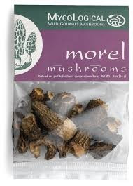Morel, 6 of 0.5 OZ, Mycological