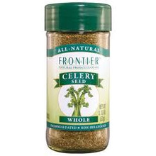 Celery Seed, Whole, 1.83 OZ, Frontier Natural Products
