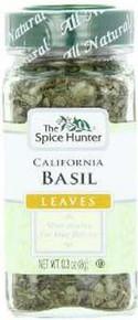 Basil, California , 6 of 0.3 OZ, Spice Hunter