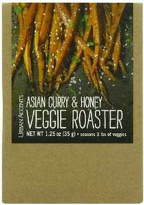 Asian Curry Honey, 6 of 1.25 OZ, Urban Accents