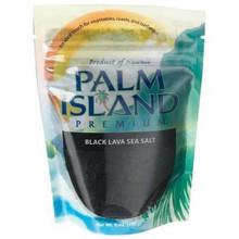 Black Lava, 6 of 6 OZ, Palm Island