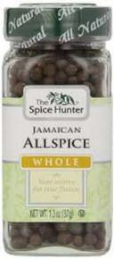 Allspice, Whole Jamaican, 6 of 1.3 OZ, Spice Hunter