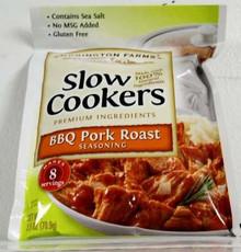BBQ Pork Roast, GF, 12 of 2.5 OZ, Orrington Farms