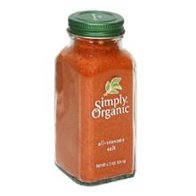 All Season Salt, 6 of 4.73 OZ, Simply Organic
