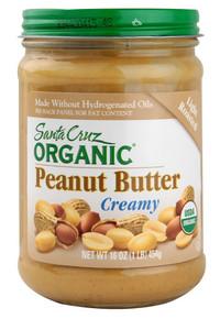 Creamy, Light Roasted, 12 of 16 OZ, Santa Cruz Organic