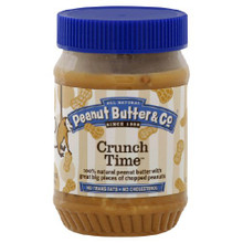 Crunch Time, 6 of 16 OZ, Peanut Butter & Co