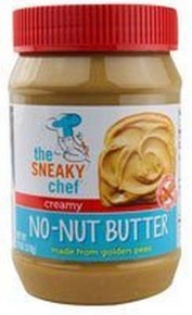 No Nut Butter, 6 of 18 OZ, Sneaky Chef