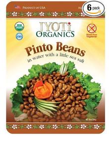 Pinto, 6 of 10 OZ, Jyoti Organics