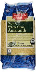 Amaranth, 6 of 16 OZ, Arrowhead Mills