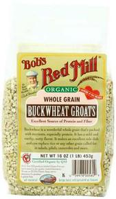 Buckwheat Groats, Raw, 4 of 16 OZ, Bob'S Red Mill