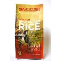 Bhutanese, Red, 6 of 15 OZ, Lotus Foods