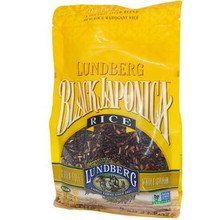 Black Pearl Rice, 6 of 1 LB, Lundberg