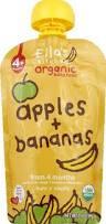 Apple & Banana, 12 of 3.5 OZ, Ella'S Kitchen