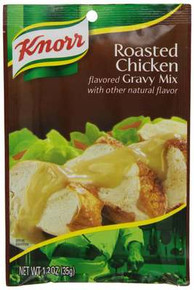 Chicken, Roasted, 12 of 1.2 OZ, Knorr