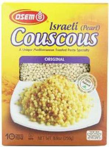 Couscous, Israeli, 12 of 8.8 OZ, Osem