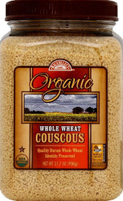 Couscous, Whole Wheat, 4 of 26.5 OZ, Rice Select
