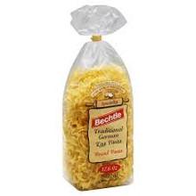 Egg Noodle Broad, 12 of 17.6 OZ, Bechtle