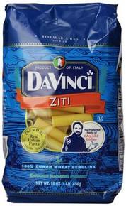 Cut Ziti, 12 of 1 LB, Da Vinci