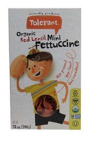 Fettuccine, Mini, 6 of 12 OZ, Tolerant