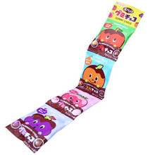 Chocolate Fruit Gummy 4 Pack  From Calbee