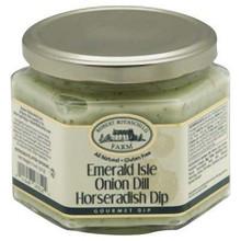 Emerald Isle Onion Dill Hrsrdsh, 6 of 11.2 OZ, Robert Rothschild Farm