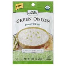 Dip Mix, Green Onion, 12 of 0.9 OZ, Spice Hunter
