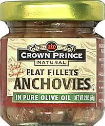 In Olive Oil, Flat, 18 of 1.5 OZ, Crown Prince