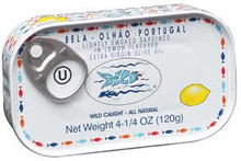 In Lemon Sauce, 12 of 4.25 OZ, Bela-Olhao