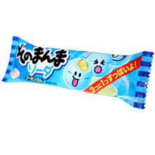 Flavor Burst Soda Bubblegum 0.52 oz  From Coris