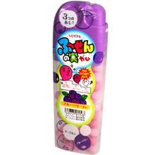 Lotte Fusen No Mi Blueberry Gum 1.34 oz  From Lotte