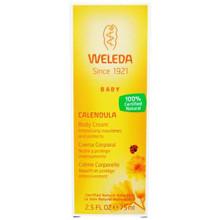 Calendula Body Cream, 2.5 OZ, Weleda Products