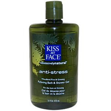 Anti Stress, 16 OZ, Kiss My Face