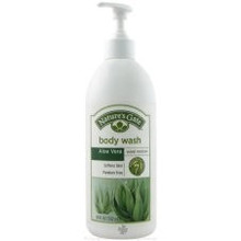 Body Wash, Aloe Vera, 18 OZ, Nature'S Gate