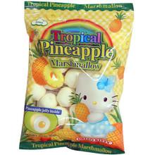 Hello Kitty Pineapple Marshmallow 3.1 oz  From Nisshin