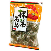 Green Tea Candy 6.5 oz  From Katagi