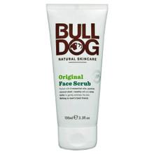 Original Face Scrub, 3.3 OZ, Bulldog Natural Skincare