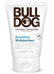Sensitive Moisturiser, 3.3 OZ, Bulldog Natural Skincare