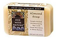 Almond, 7 OZ, One With Nature
