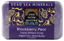 Blackberry Pear, 7 OZ, One With Nature