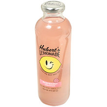 Huberts Raspberry Lemonade 16 oz  From Huy Fong Foods
