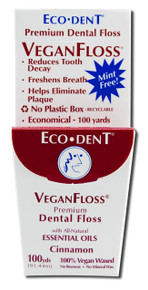 Cinnamon, Vegan, 6 of 100 YD, Eco-Dent