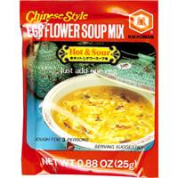 Hot & Sour Soup Mix  From Kikkoman
