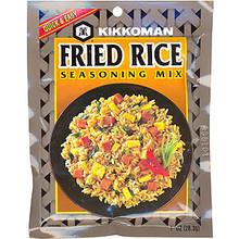 Fried Rice Seasoning Mix  From Kikkoman