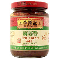LKK Spicy Bean Sauce 8 oz  From Lee Kum Kee