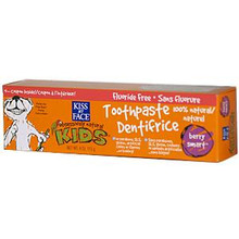 Berry Smart Toothpaste, 4 OZ, Kiss My Face