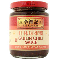 LKK Guilin Chili Sauce 8 oz  From Lee Kum Kee