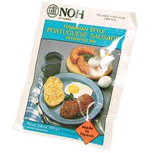 NOH Portuguese Sausage Seasoning Mix  From Noh